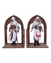 Assassins Creed Bookends Altair and Ezio 24 cm