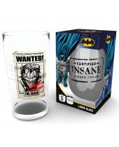 DC Comics pohár Joker