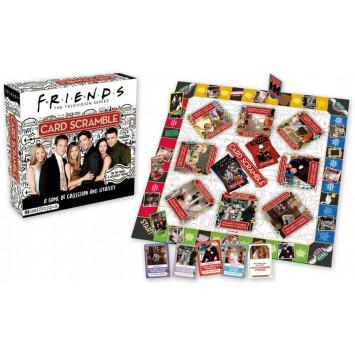 Friends stolová hra Card Scramble (English Version)
