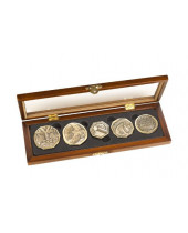 Hobbit Dwarven Treasure Coin Set