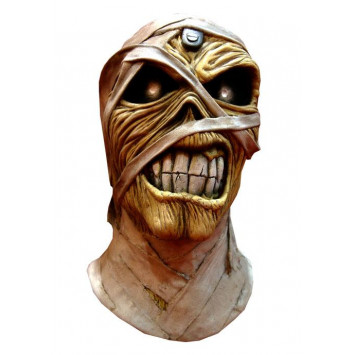 Iron Maiden Latex maska Powerslave Mummy