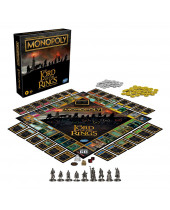 Lord of the Rings stolová hra Monopoly (v2) (English Version)