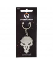 Overwatch Metal Keychain Reaper 6 cm