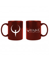Quake Champions hrnček Logo