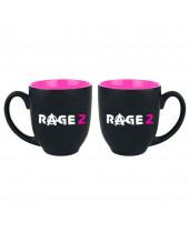Rage 2 hrnček Logo Two Color