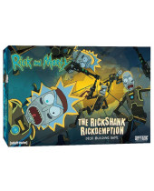 Rick and Morty Deck-Building Game Close The Rickshank Rickdemption (English Version)