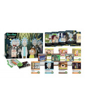 Rick and Morty Deck-Building Game Close Rick-Counters of the Rick Kind (English Version)