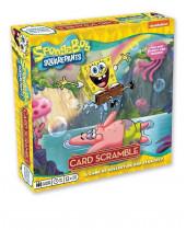SpongeBob stolová hra Card Scramble (English Version)