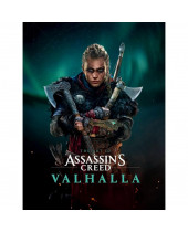 Art of Assassins Creed Valhalla Standard Edition Book