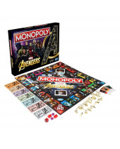 Avengers stolová hra Monopoly (English Version)