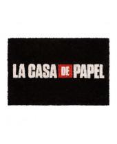 La Casa de Papel rohožka Logo 40 x 60 cm