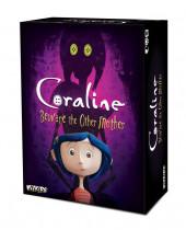 Coraline - Beware the Other Mother Cooperative kartová hra (English Version)