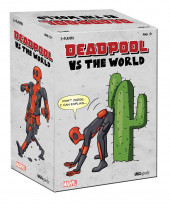 Deadpool Party kartová hra Deadpool vs The World (English Version)