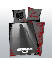 Walking Dead - posteľné obliečky Daryl Dixon 135 x 200 cm / 80 x 80 cm