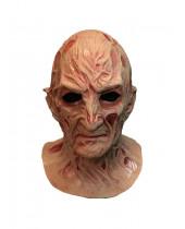 Nightmare on Elm Street 4 - The Dream Master Deluxe Latex maska Freddy Krueger