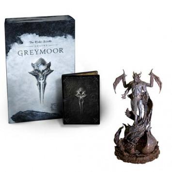 Elder Scrolls Online - Greymoor (Collectors Edition Upgrade) (PS4)