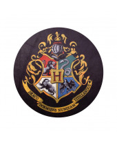 Harry Potter koberec Hogwarts Logo 80 cm
