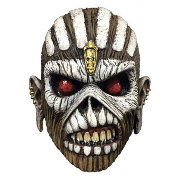 Iron Maiden latex maska Book of Souls