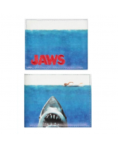 Jaws Bifold Wallet Shark Attack