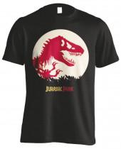 Jurassic Park T-Rex Spotted (T-Shirt)