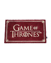 Game of Thrones rohožka - Logo 43 x 72 cm