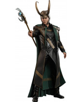 Avengers Endgame Movie Masterpiece Series PVC akčná figúrka 1/6 Loki 31 cm