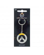 Overwatch Metal Keychain Logo 4 cm