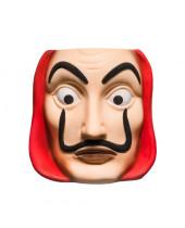 La Casa de Papel 3D Shaped hrnček Mask
