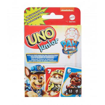 Paw Patrol kartová hra UNO Junior (English Version)