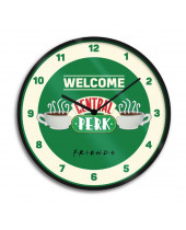 Friends Wall Clock Central Perk