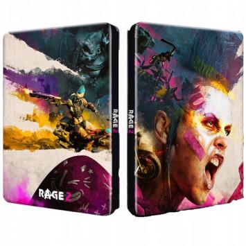 Rage 2 Steelbook