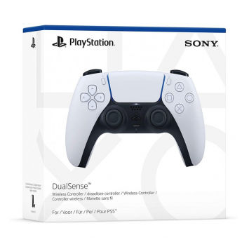 Sony PS5 DualSense Wireless Controller White