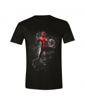 Spider-Man - Far From Home Cracked Web (T-Shirt)