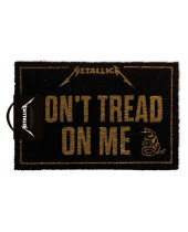 Metallica rohožka Dont Tread on Me 40 x 60 cm