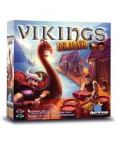Vikings on Board stolová hra (CZ/DE Version)