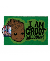 Guardians of the Galaxy Vol. 2 rohožka I AM GROOT - Welcome 40 x 57 cm