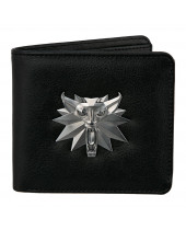 Witcher 3 Wild Hunt - White Wolf Bifold Wallet
