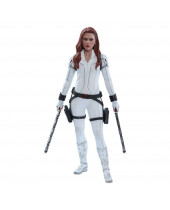 Black Widow Movie Masterpiece akčná figúrka 1/6 Black Widow Snow Suit Version 28 cm