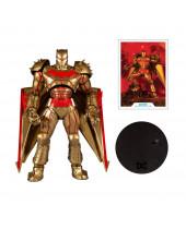 DC Multiverse akčná figúrka Batman Hellbat Suit (Gold Edition) 18 cm