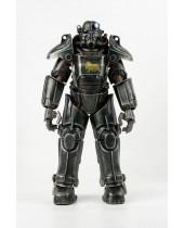 Fallout 4 akčná figúrka 1/6 T-45 NCR Salvaged Power Armor 36 cm