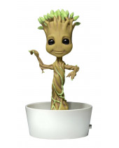 Guardians of the Galaxy Body Knocker Dancing Potted Groot 15 cm