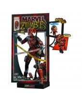 Marvel Zombies Comic Masterpiece akčná figúrka 1/6 Zombie Deadpool 31 cm