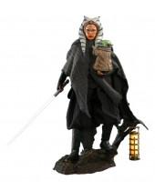 Star Wars The Mandalorian akčné figúrky 2-Pack 1/6 Ahsoka Tano and Grogu 29 cm