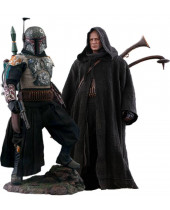 Star Wars The Mandalorian akčné figúrky 2-Pack 1/6 Boba Fett Deluxe 30 cm
