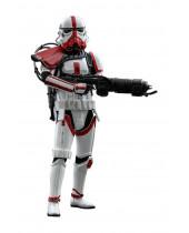 Star Wars The Mandalorian akčná figúrka 1/6 Incinerator Stormtrooper 30 cm