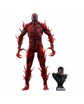 Venom Let There Be Carnage Movie Masterpiece Series PVC akčná figúrka 1/6 Carnage Deluxe Version 43 cm