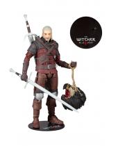 Witcher 3 Wild Hunt akčná figúrka Geralt of Rivia (Wolf Armor) 18 cm