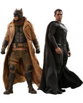 Zack Snyders Justice League akčné figúrky 2-Pack 1/6 Knightmare Batman and Superman 31 cm