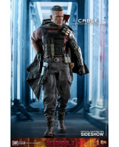 Deadpool 2 Movie Masterpiece akčná figúrka 1/6 Cable 30 cm