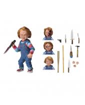 Childs Play akčná figúrka Ultimate Chucky 10 cm